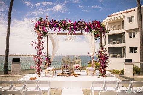 15 loews coronado bay resort san diego indian wedding