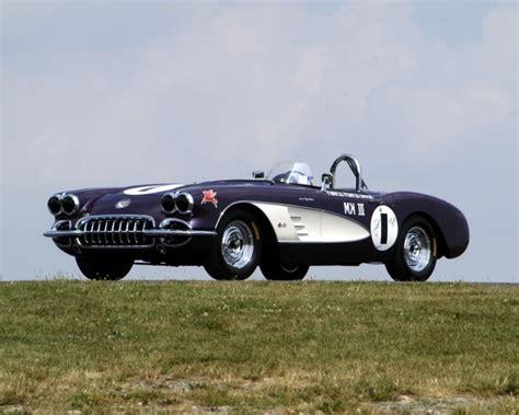 Purple Eater Car by Lost Purple Eater Corvette Race Car Heads To