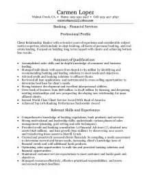 resume of a banker personal banker resume ingyenoltoztetosjatekok