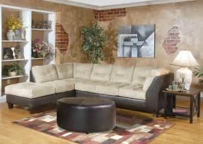 atlantic bedding and furniture fayetteville san marino chocolate padded saddle sectional