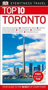 Top 10 Toronto Eyewitness Top 10 Travel Guide By Dk Travel