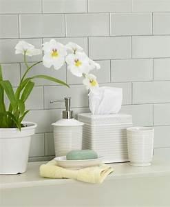 martha stewart collection quottrousseauquot bath accessories With martha stewart bathroom accessories