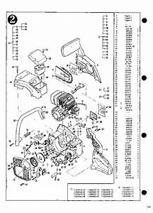 Mcculloch Timberbear 211574e Chainsaw Service Parts List  1995