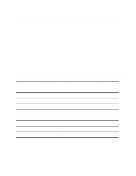 Writing Paper Template Ecommercewordpress