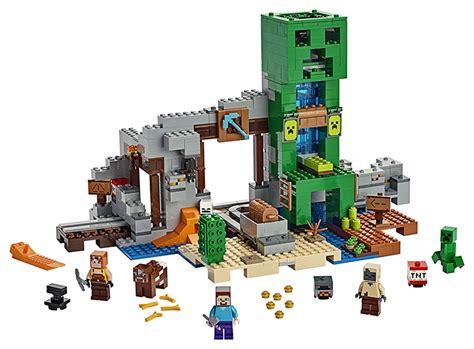 drei neue lego minecraft sets im august  offizielle