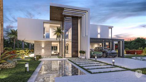New Modern Luxury Villa Project In Marbella, Spain In