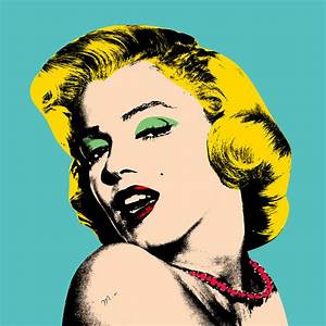 Pics For > Andy Warhol Original Artwork | Boden's Swing ...