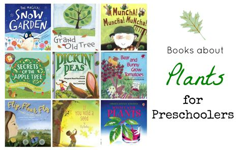 book list for preschoolers books about plants for preschoolers 580