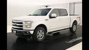 2016 Ford F-150 Lariat  Standard Equipment  U0026 Available Options