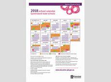 2018 Calendar Qld School – 2019 New Year Images