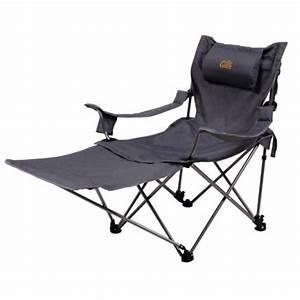 Fauteuil De Camping Pliant : chaise longue pliable de camping car camp4 snobby ii ~ Dailycaller-alerts.com Idées de Décoration