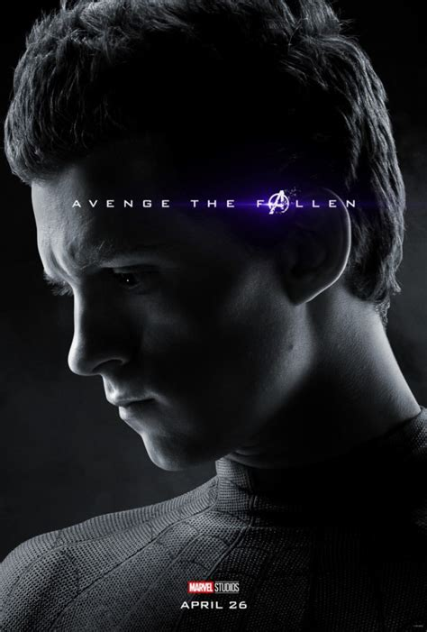 top   character posters  avengers endgame