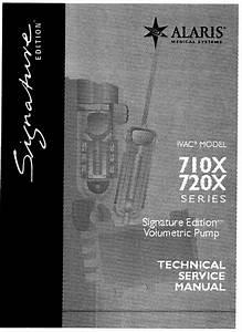 Alaris 7100 7200 Service Manual  U2013 Golden Biomed