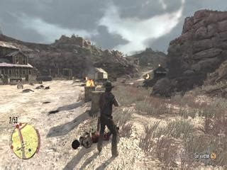 red dead redemption undead nightmare pack capturing
