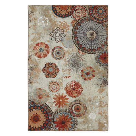 mohawk medallion rug mohawk home medallion indoor outdoor rug area rugs