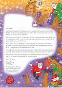 Madhouse Family Reviews Letter From Santa Make A Child Letter From Santa Template Cyberuse Free Santa Letter Template Saskatooninternationalcom 17 Best Images About Printable Santa Letters On Pinterest