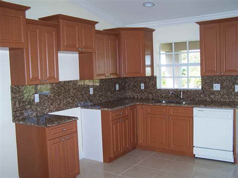 how to paint kitchen cabinets brown kitchen brown painted cabinets for decorating kitchen 9509