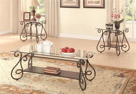glass living room furniture coffee table awesome black metal and glass coffee table