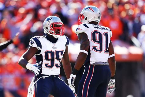 Is the Patriots Defensive End Depth On the Roster? - Pats ...