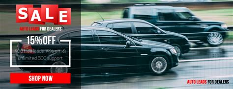Special Finance Leads Subprime Auto Sales Leads Car
