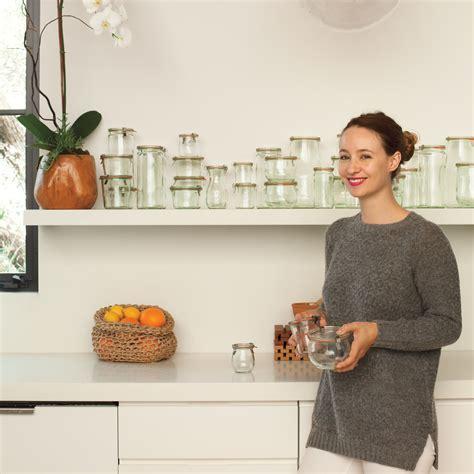 Jenni Kayne's Kitchen Organizing Tips   Martha Stewart