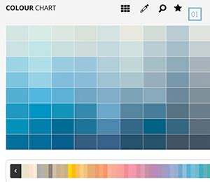taubmans interior paint colour chart home painting