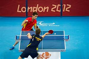 Sport Week: History of table tennis - International Paralympic Committee  Table Tennis Sports