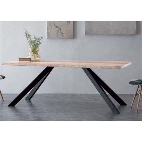 tables repas tables et chaises table repas bio metal en