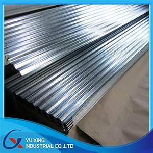 Galvanized corrugated metal roofing sheet price buy for Metal roofing price