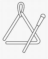 Triangle Coloring Instrument Transparent Clipart Teaching Clipartkey sketch template