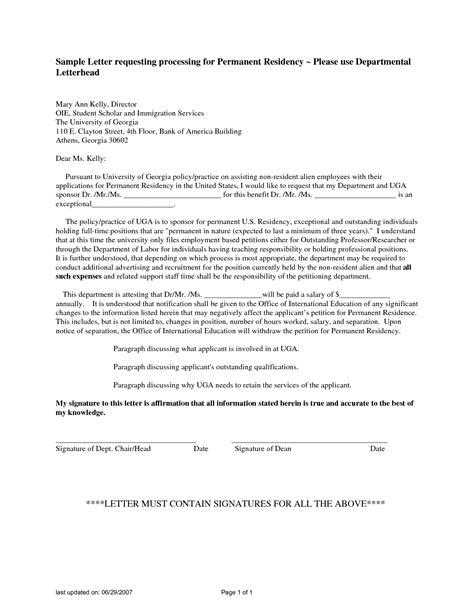 sle recommendation letter template 28 images how to