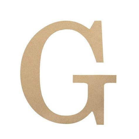 letter g 10 quot decorative wood letter g ab2031 craftoutlet