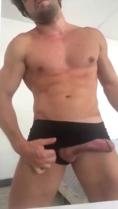 Hung Daddy Thick Cock Speedo