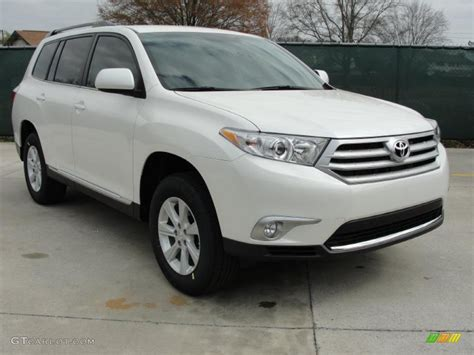 toyota highlander 2017 white white toyota highlander limited free download image about