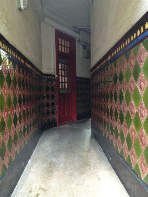 Tenement Tiles on   CERAMIC   Pinterest   Hall, Scotland