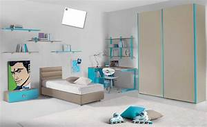 Bedroom Magnificent Kids Modern Bedrooms Intended For ...