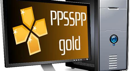 ppsspp gold emulador psp para windows juegos psp en 1 link