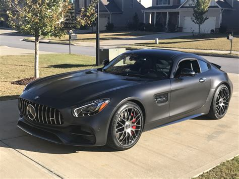 delivered amg gtc edition  coupe mercedes benz forum