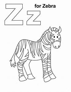 Zebra #116 (Animals) – Printable coloring pages