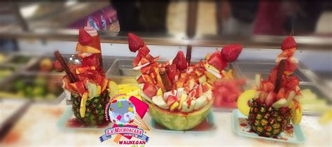 Helados-Ice Cream| La Michoacana Premium - Mundelein