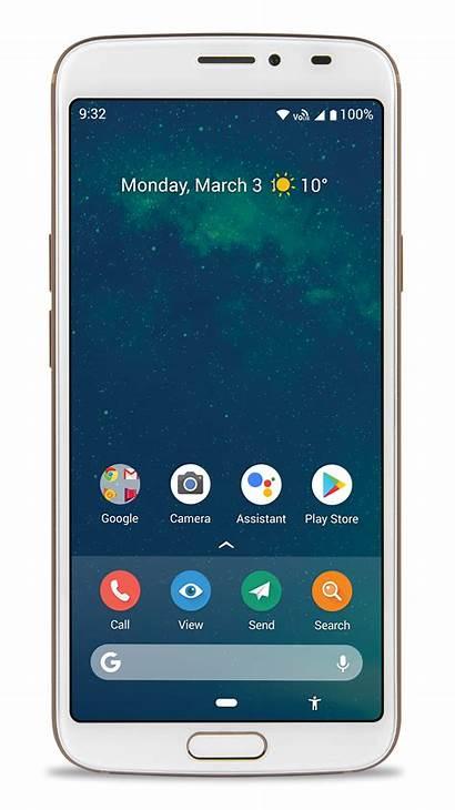8080 Doro Smartphone Phone Seniors Slick Meet