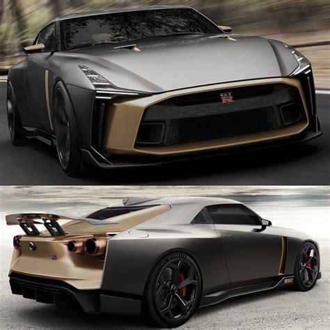 The New Gtr by New Nissan Gt R50 Concept Nissan Nissangtr