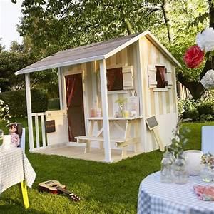 Maison Enfant Castorama : maisonnette en bois resto castorama cabane en bois ~ Premium-room.com Idées de Décoration