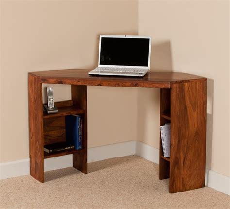 computer desk corner unit small computer desk corner unit sheesham wood casa