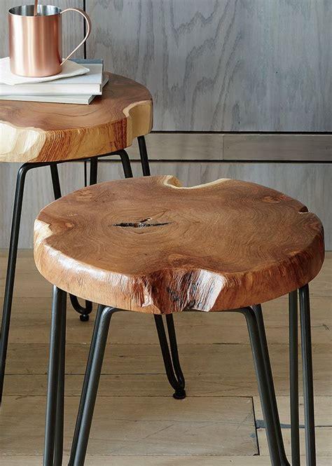 natural wood furniture crate  barrel