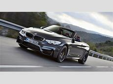 BMW M4 Convertible 44sec twinturbo droptop lobs from
