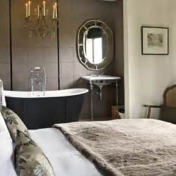 10 Best Images About Open Plan Bedroom Bathroom Ideas On by Modern Open Plan En Suite Bedroom Bedroom Design Ideas