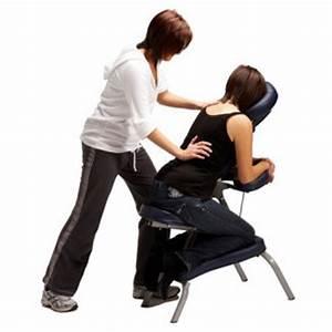 Siege De Massage : chaise de massage assis ~ Teatrodelosmanantiales.com Idées de Décoration