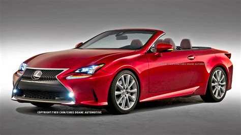 lexus convertible 2015 lexus rc convertible release date new car release date