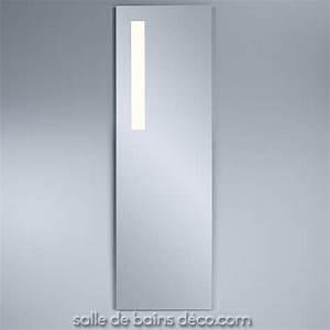 miroir salle de bain lumineux castorama maison design With carrelage adhesif salle de bain avec 5 watt led